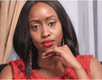 Janet Mbugua hospitalized