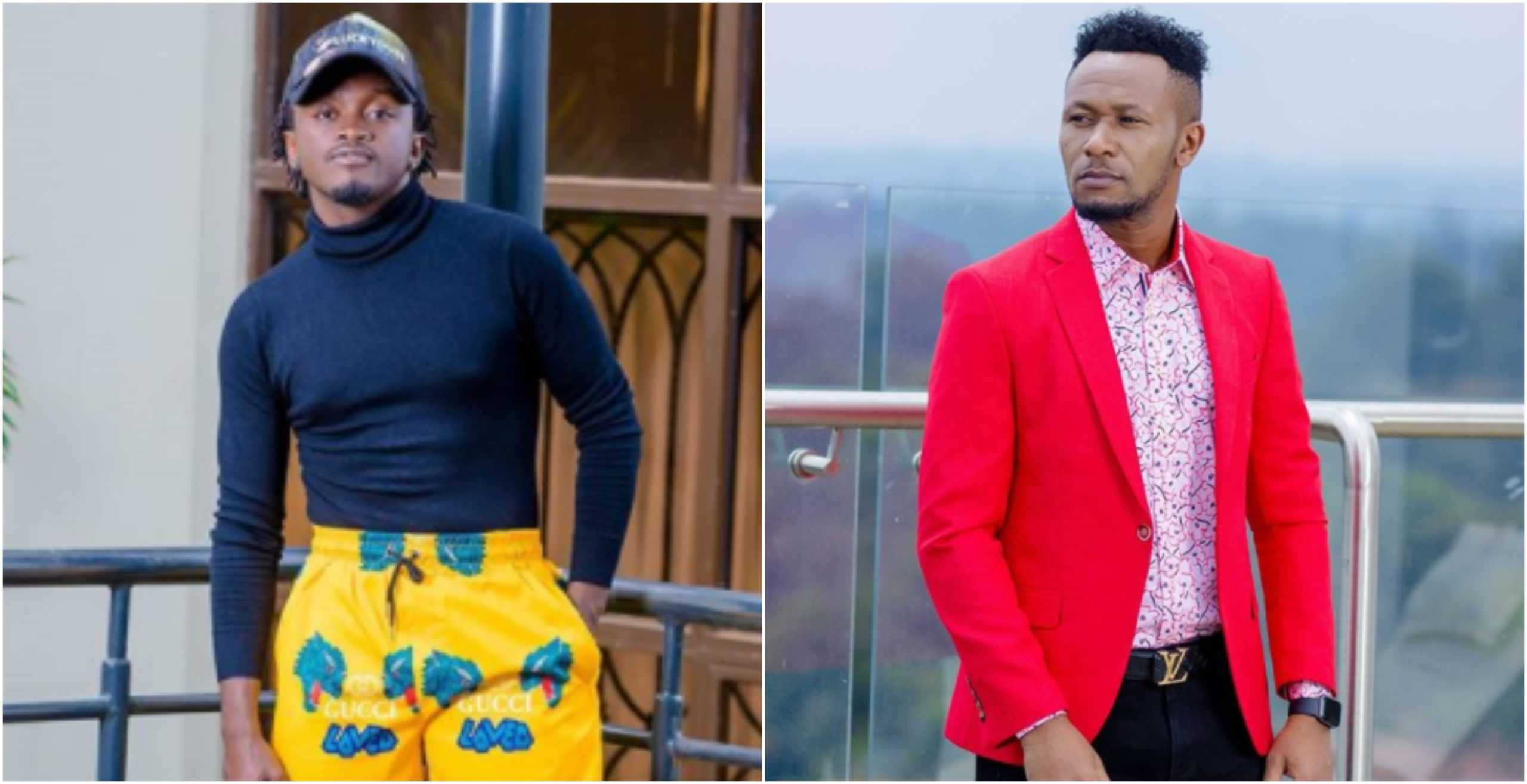 """Iteni Diana achukue haka..."" Bahati attacked after siding with DJ Mo on cheating scandal"