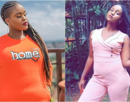"""""""I'll do anything for you as long as you stop being ratchet,"""" big sister Kamene Goro tells Shakilla"""