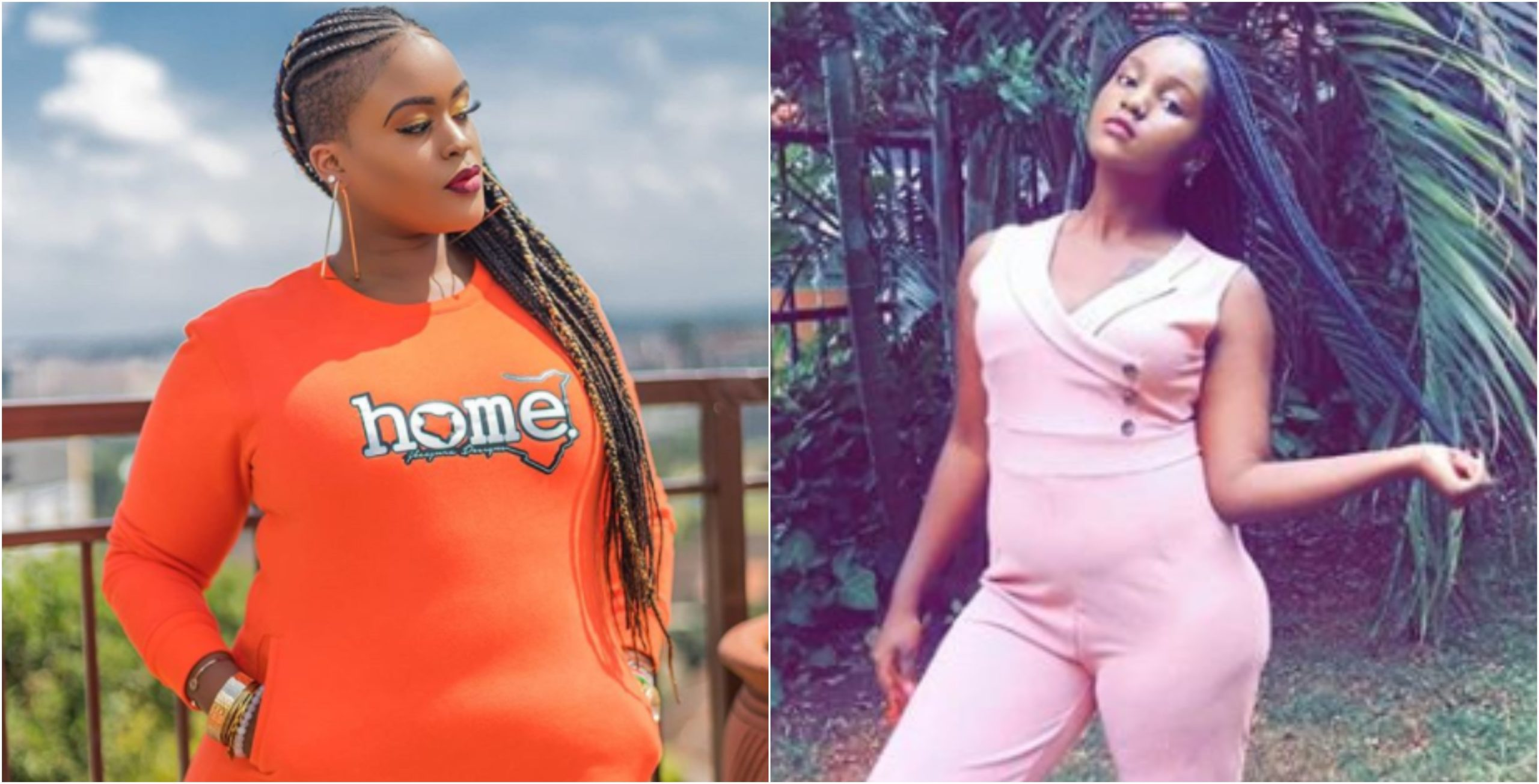 """Grow some balls!"" Shakilla takes a swipe at Kamene Goro and Jalas for being hypocrites (Videos)"