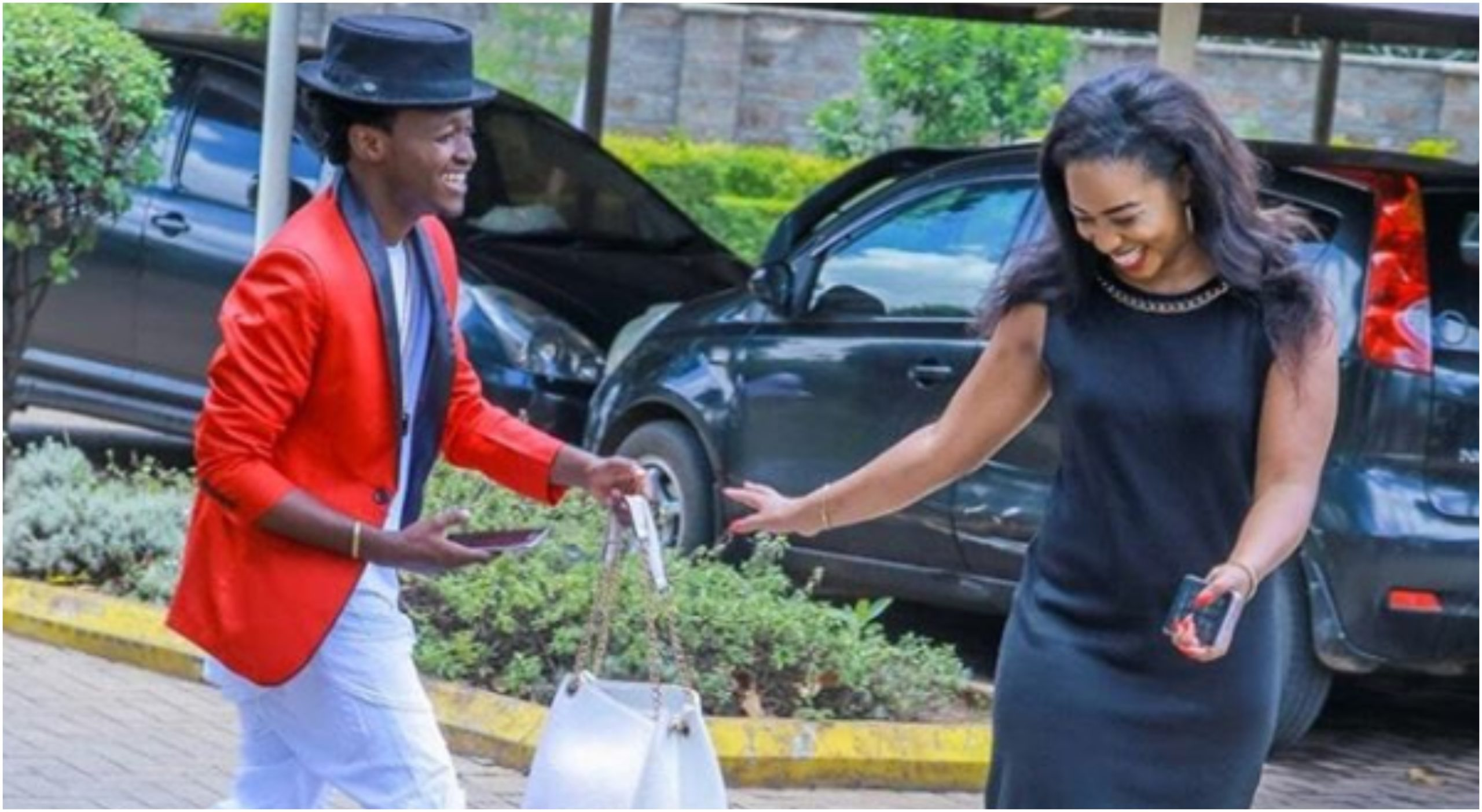 Diana Marua and Bahati expose each other's dirty secrets on their 5th anniversary