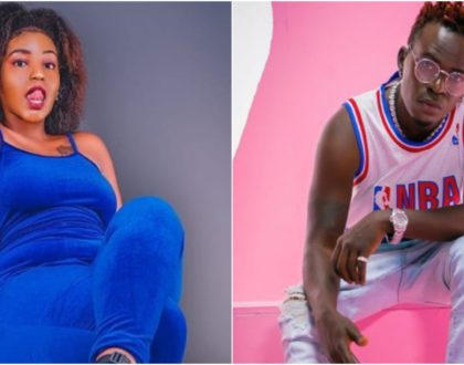 Shakilla gives her side of the story, exposes Willy Paul for violence and misusing her