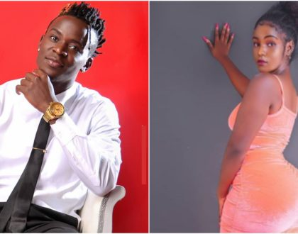 Willy Paul threatens to sue Shakilla with new string of evidence (Screenshots)