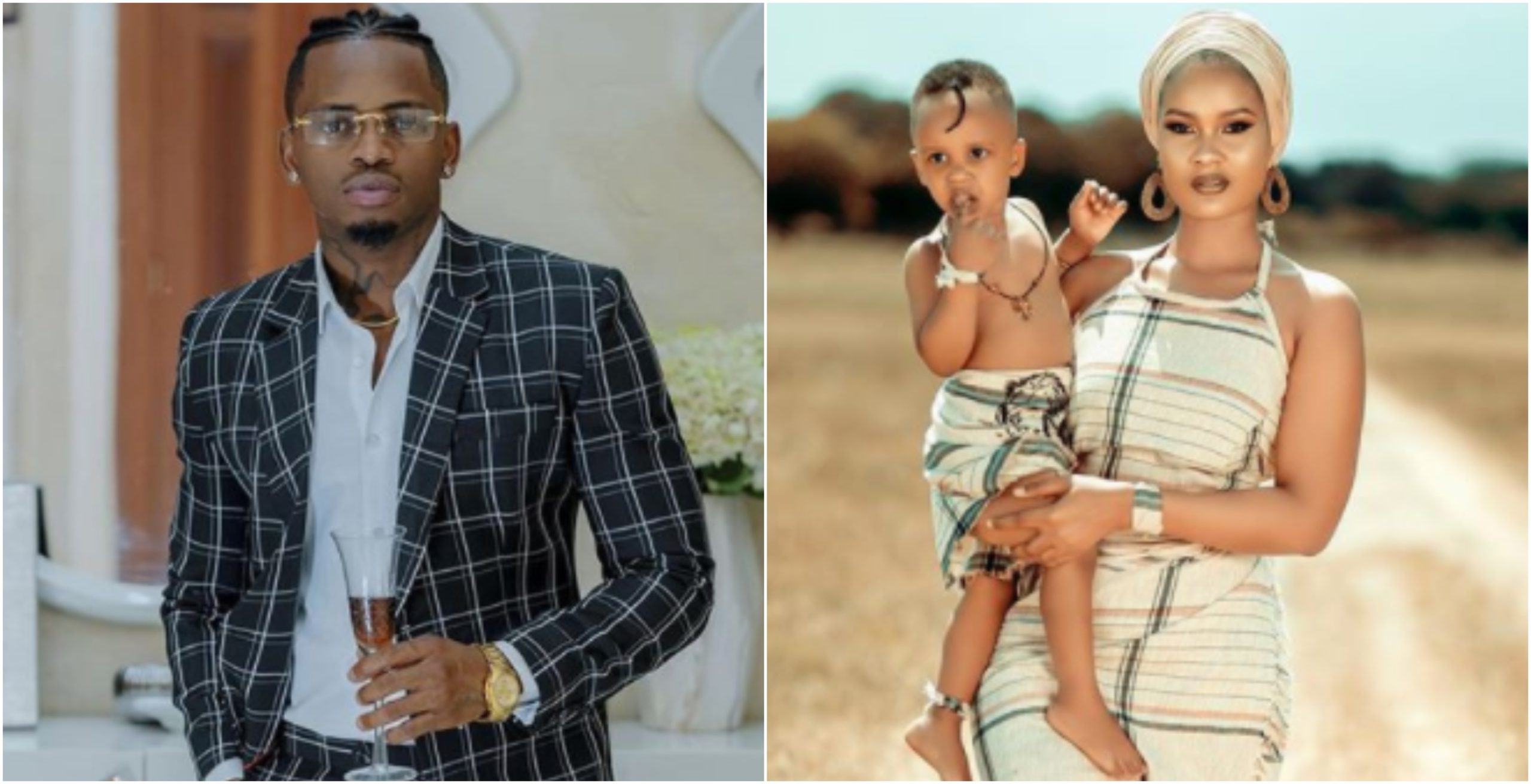 """I carried 3 of Diamond's pregnancies before having Dylan,"" Hamisa Mobetto spills"
