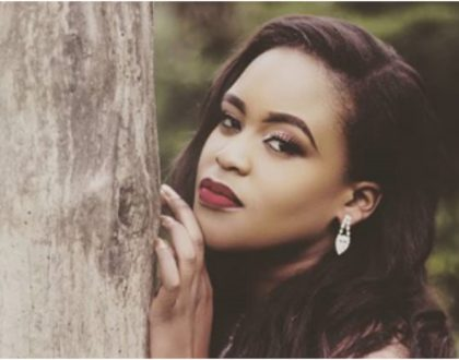 """I gave up everything for a man who later betrayed me,"" Kamene Goro's regrets after getting married aged 23"