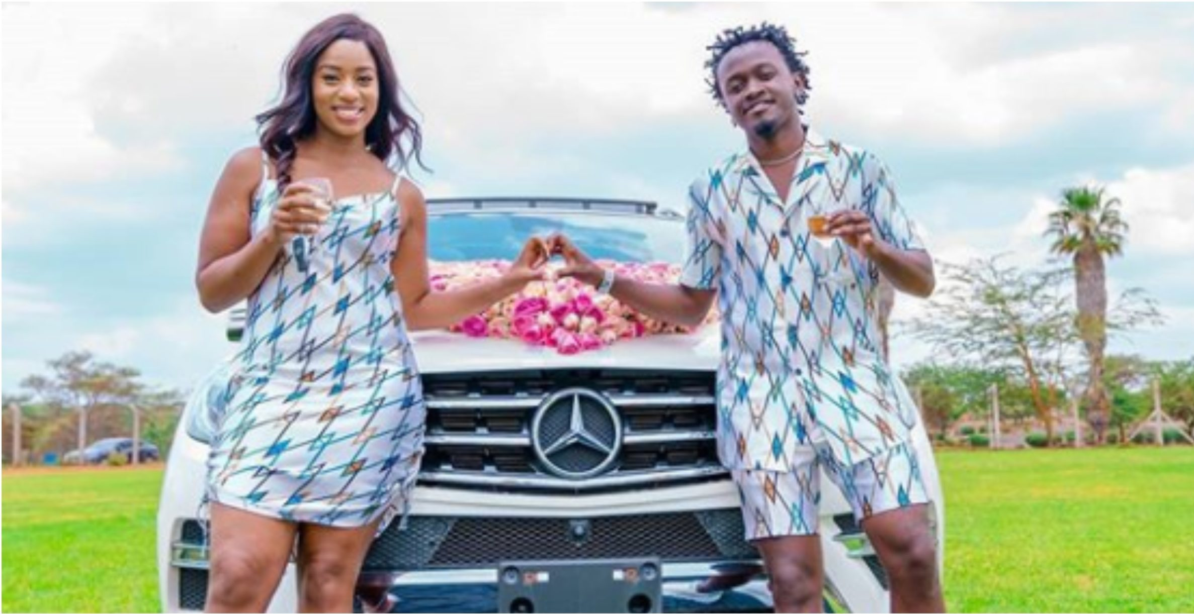 Diana Marua Vs Yvette Obura: Bahati is the cause of his blended family breakup