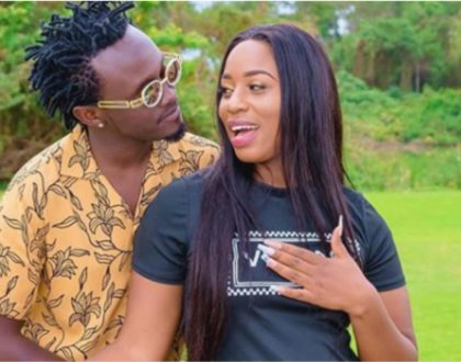 Bahati and Diana Marua finally release details of their set wedding date