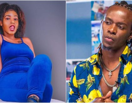 Shakilla's diss to Willy Paul will give you cancer as it drops your IQ