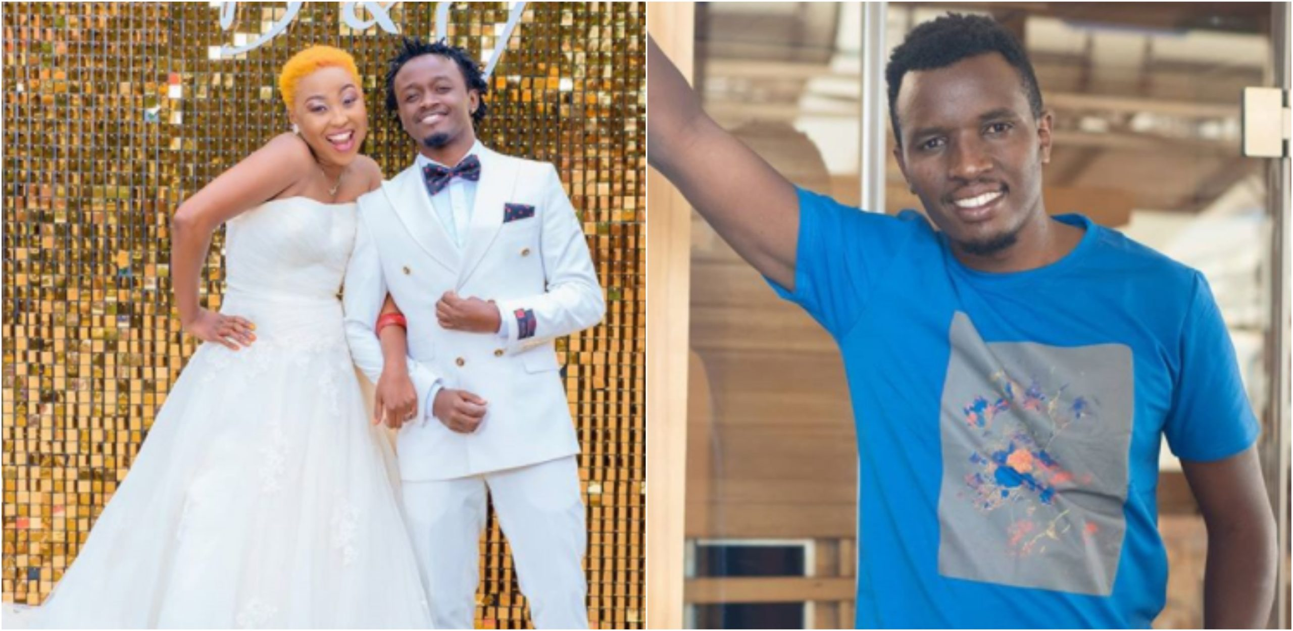 """Sam West and I are not in a good place,"" Vivianne spills a day after 'walking down the isle' for Bahati"