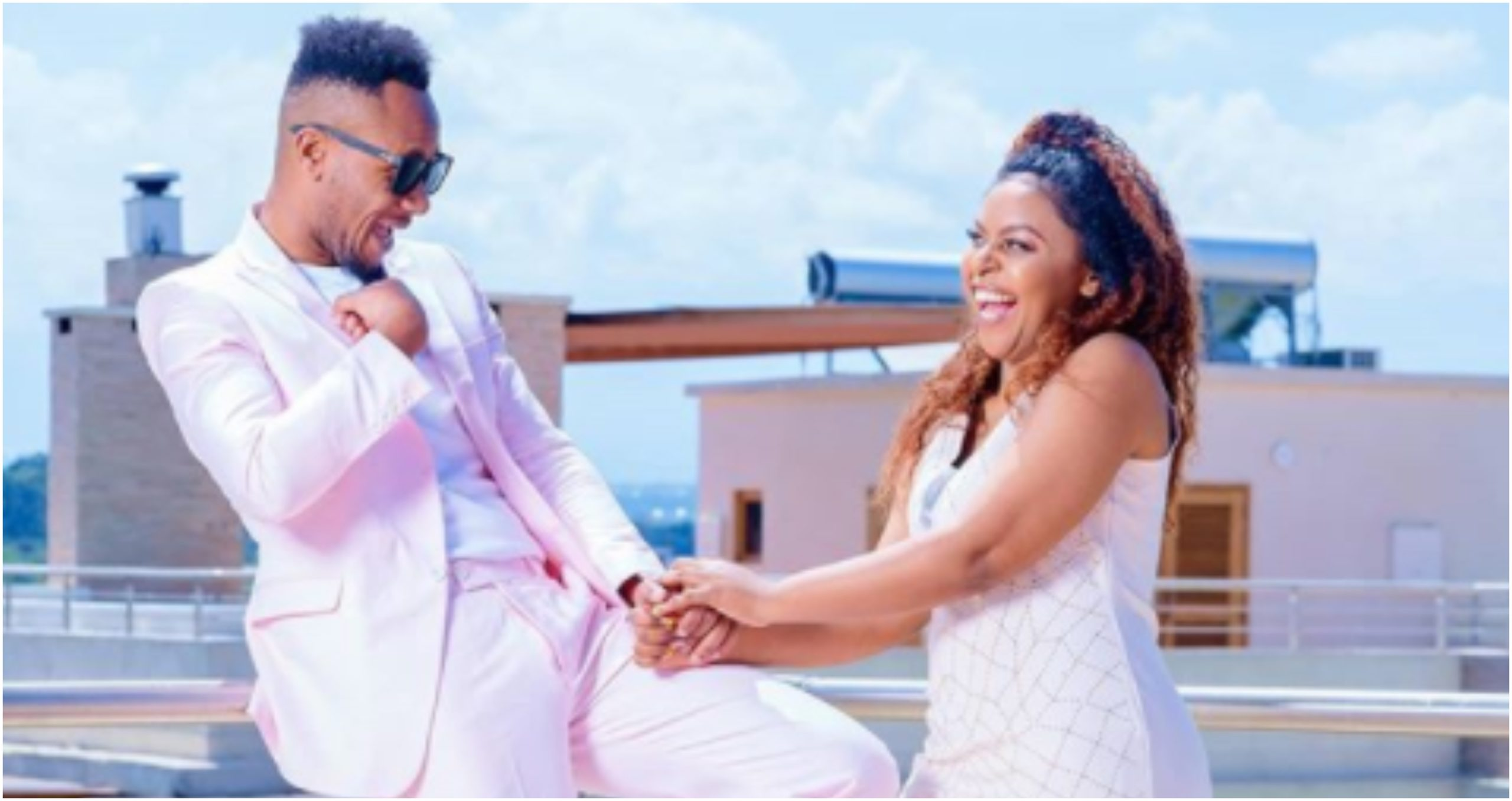 Why Size 8 and DJ Mo's handling of domestic violence against men is problematic