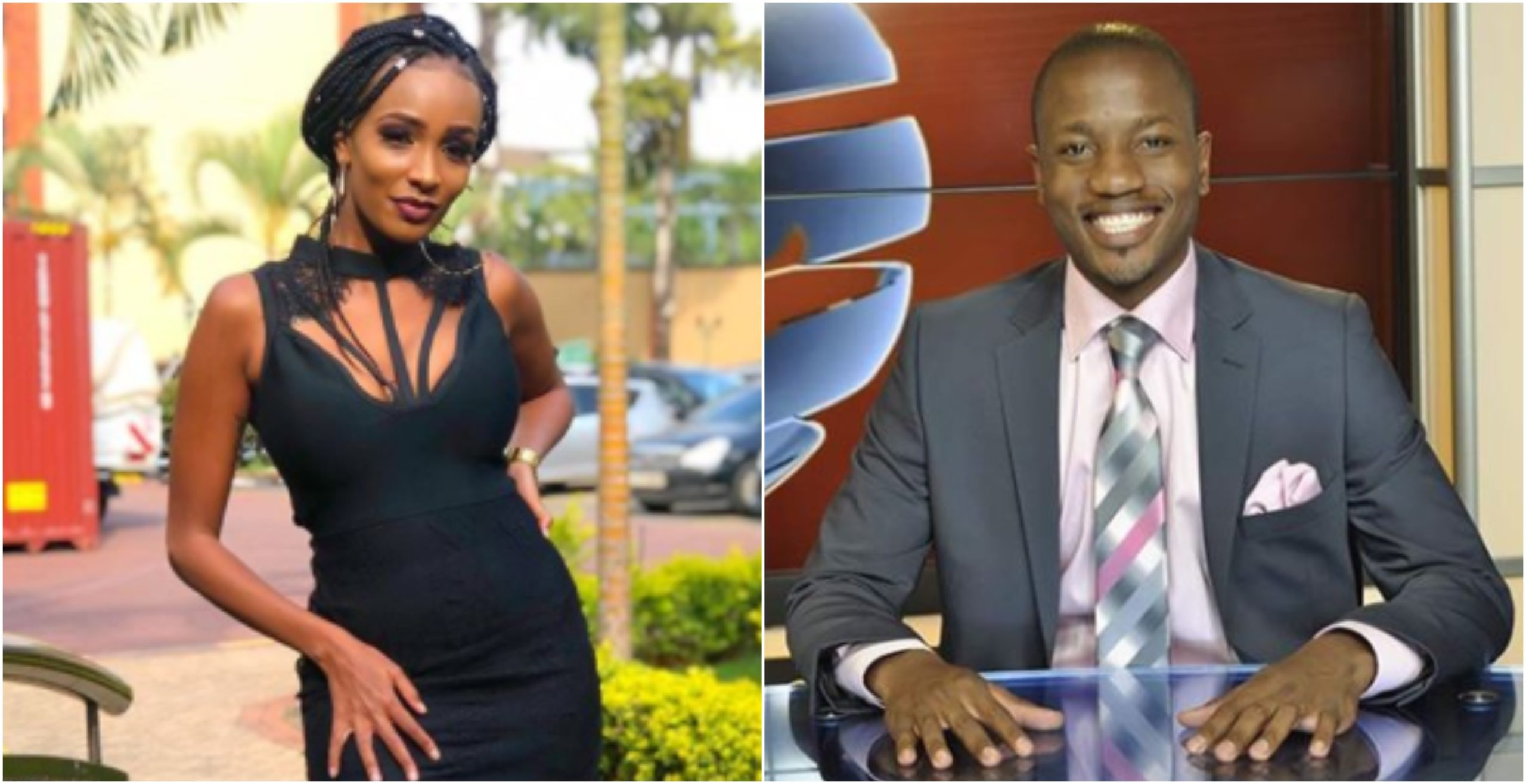 Joyce Maina reveals why she prefers Tony Kwalanda to all her other exes (Video)