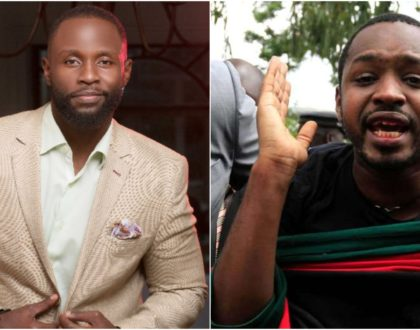 How John Allan Namu narrowly saved Boniface Mwangi's life during wild street protest
