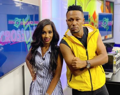Crossover101 co host Grace Ekirapa weighs in on DJ Mo's ugly cheating scandal
