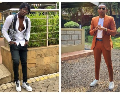 Otile Brown and Willy Paul: Planned Vs chaotic success