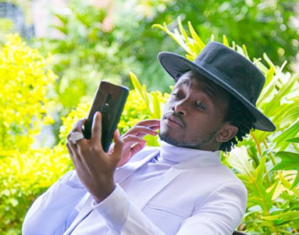 """Hiyo kufura umefura isikudanganye"" Bahati threatens Timmy Tdat following disrespectful comment"