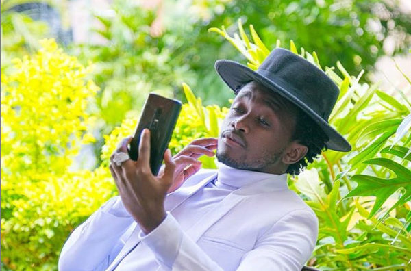 """Hiyo kufura umefura isikudanganye"" Bahati threatens Timmy Tdat following disrespectful comment"