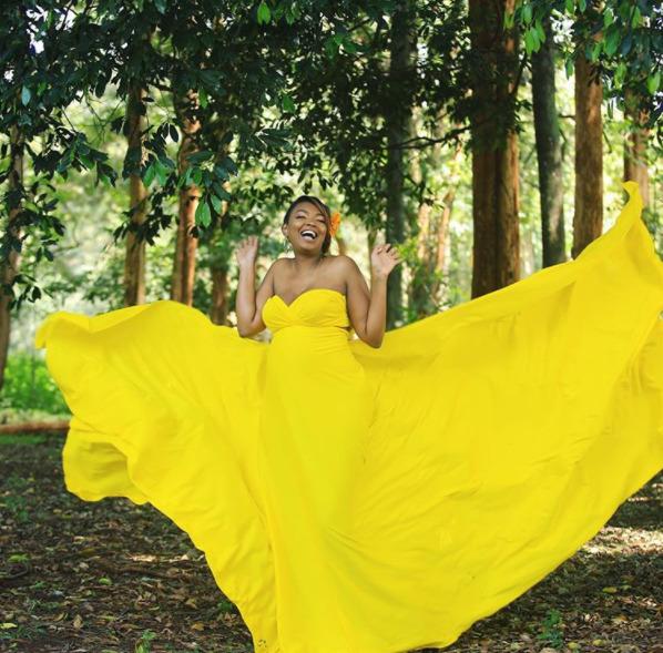 Confusion as Samidoh and heavily pregnant Karen Nyamu address reports of  their alleged secret love affair - Ghafla! Kenya