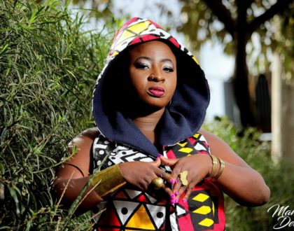 ARTIST SPOTLIGHT: Muhonja, fast-rising Kenyan songstress with a golden voice