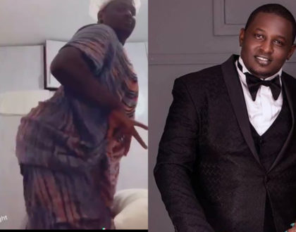 """""""It's just art,"""" Comedian Terence creative defends himself after showing off his twerking skills in new post (Video)"""