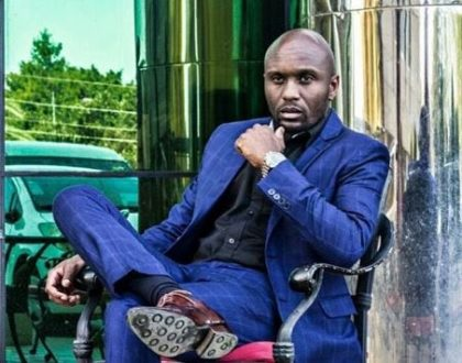 Homeboyz radio presenter Mike Wachira calls it quits!