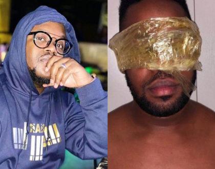 Sadfishing? Media personality Joe Muchiri takes a swipe at blogger Edgar Obare, calls him out for clout chasing