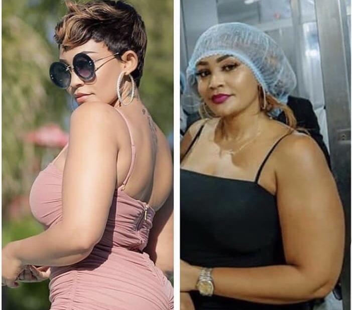Zari Hassan cruelly trolled by Tanzanians over massive weight that has left her looking like Diamond Platnumz aunty
