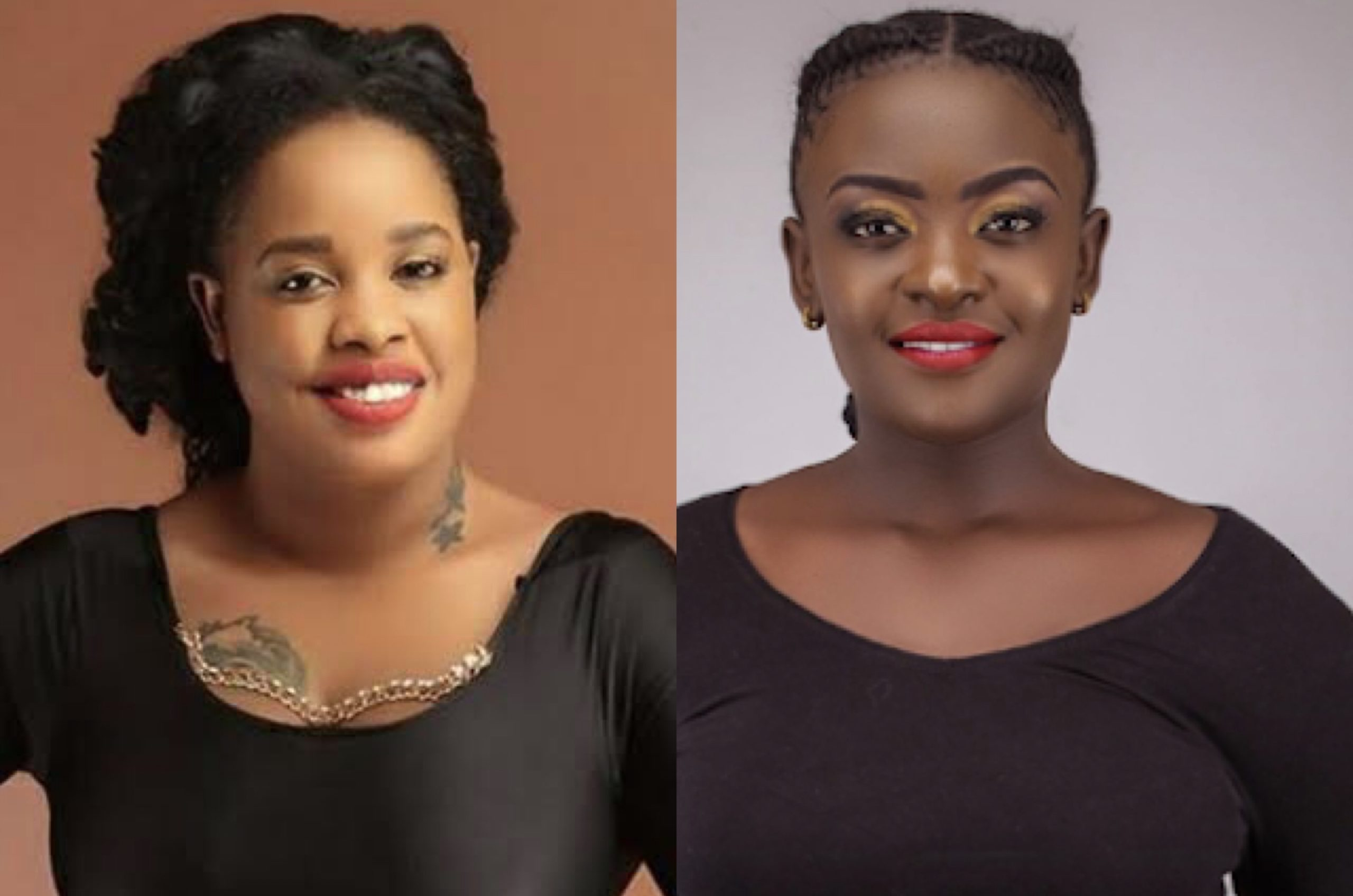 Drama as Bridget Achieng drags Black Cinderella to court for allegedly ruining her online reputation (Photos)