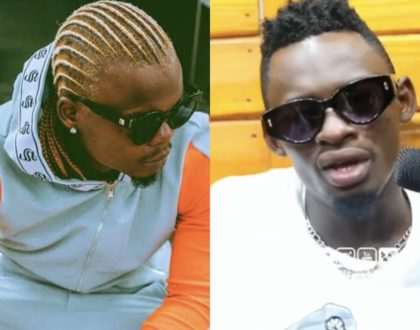"""I was tricked"" Male video vixen used by Harmonize to diss Diamond Platnumz claims Konde boy misled him"