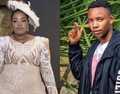 """My life is in danger!"" Boy cries after allegedly receiving threats from Bridget Achieng over the #JusticeForShanty"