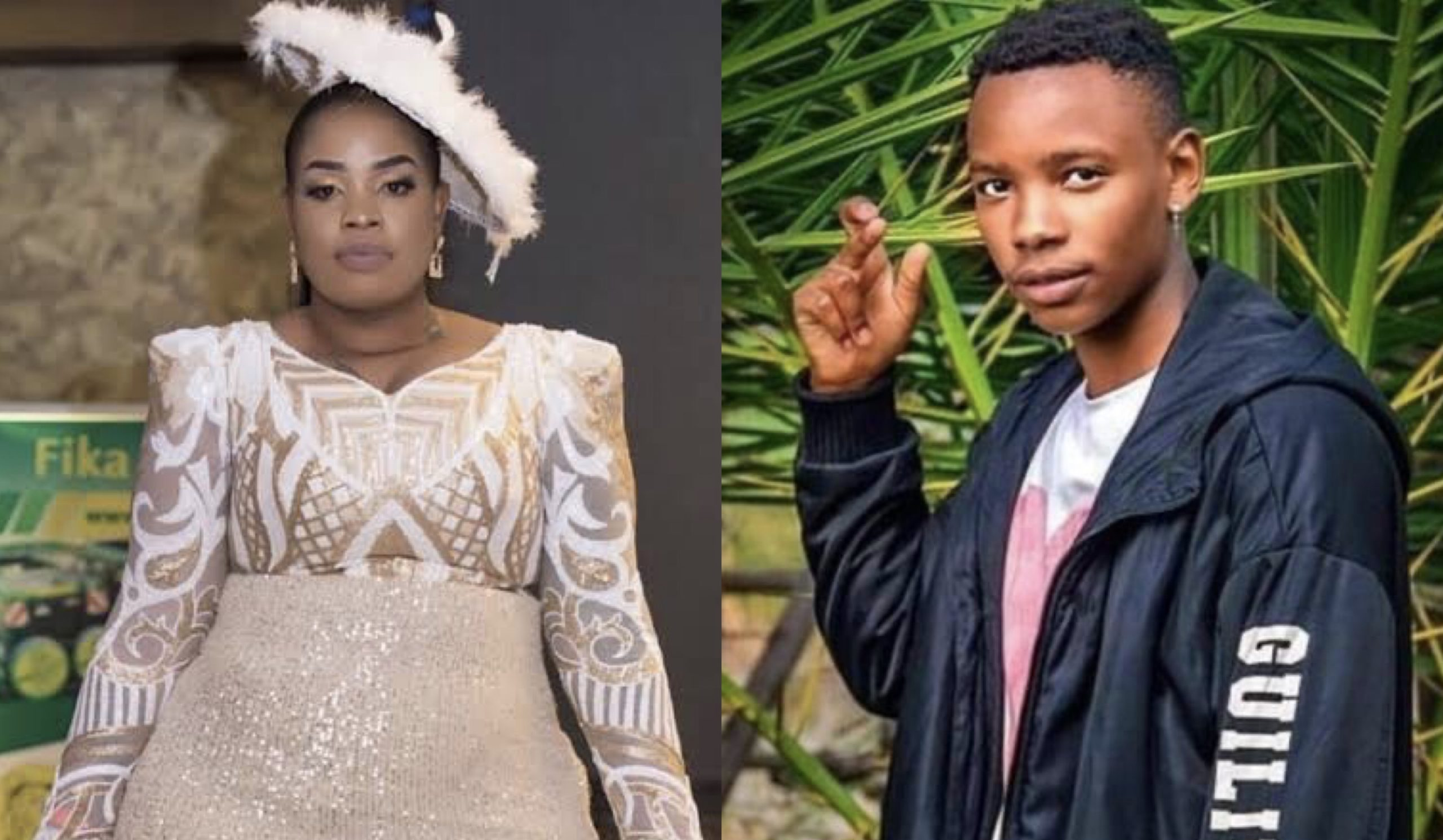 """""""My life is in danger!"""" Boy cries after allegedly receiving threats from Bridget Achieng over the #JusticeForShanty"""