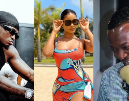 Wueh! Hamisa Mobetto's baby daddies Diamond Platnumz and Majizzo openly throw shade at each other