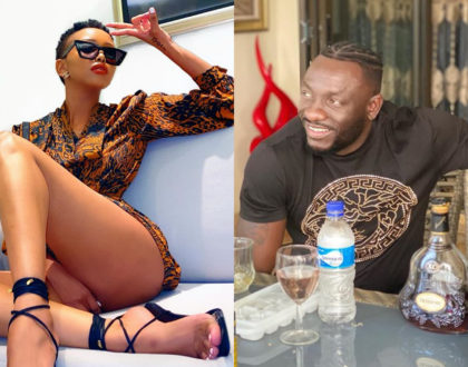 Huddah Monroe reveals unknown details about the life of the late Ginimbi