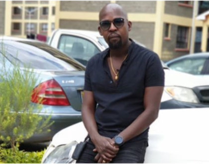 Alex Mwakideu selling his multi-million new sleek ride barely a year after purchase sparks mixed reactions (Photos)