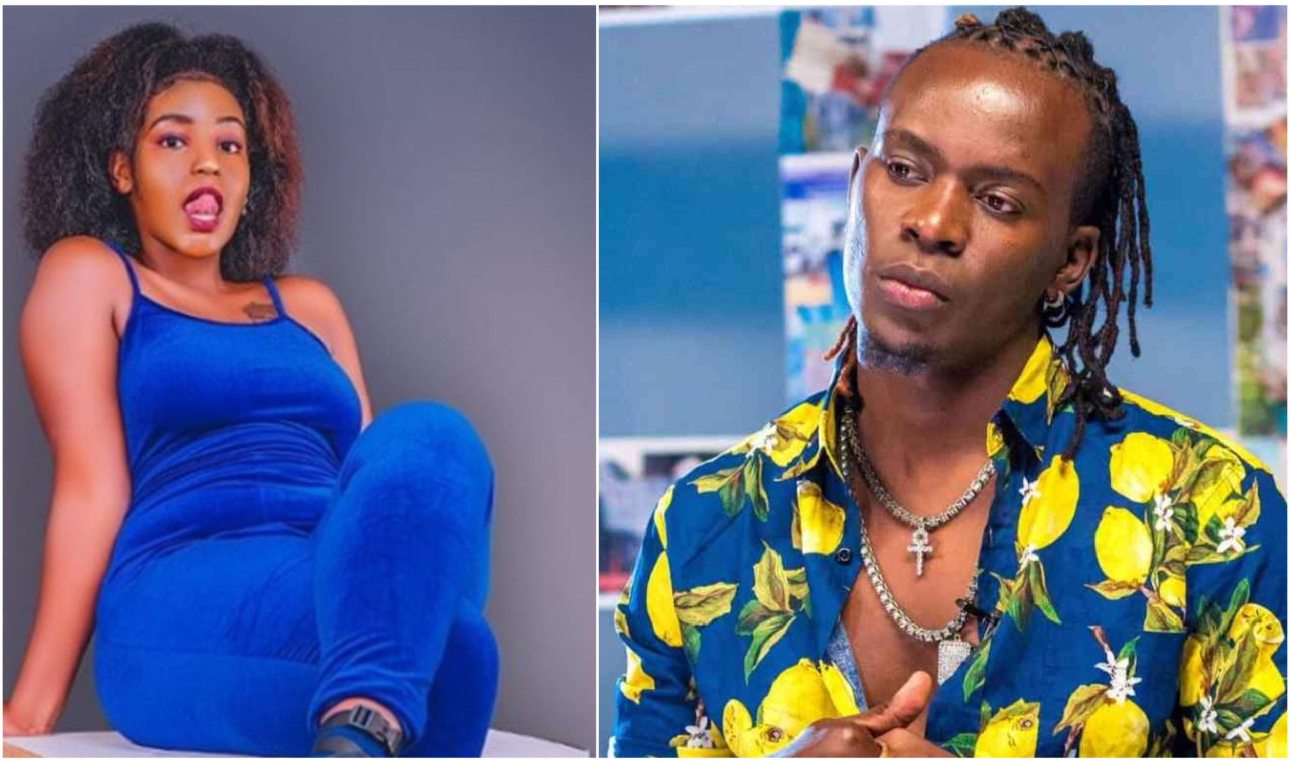 Shakilla comes clean on her unknown relationship with Willy Paul days after ugly night incident at his residence