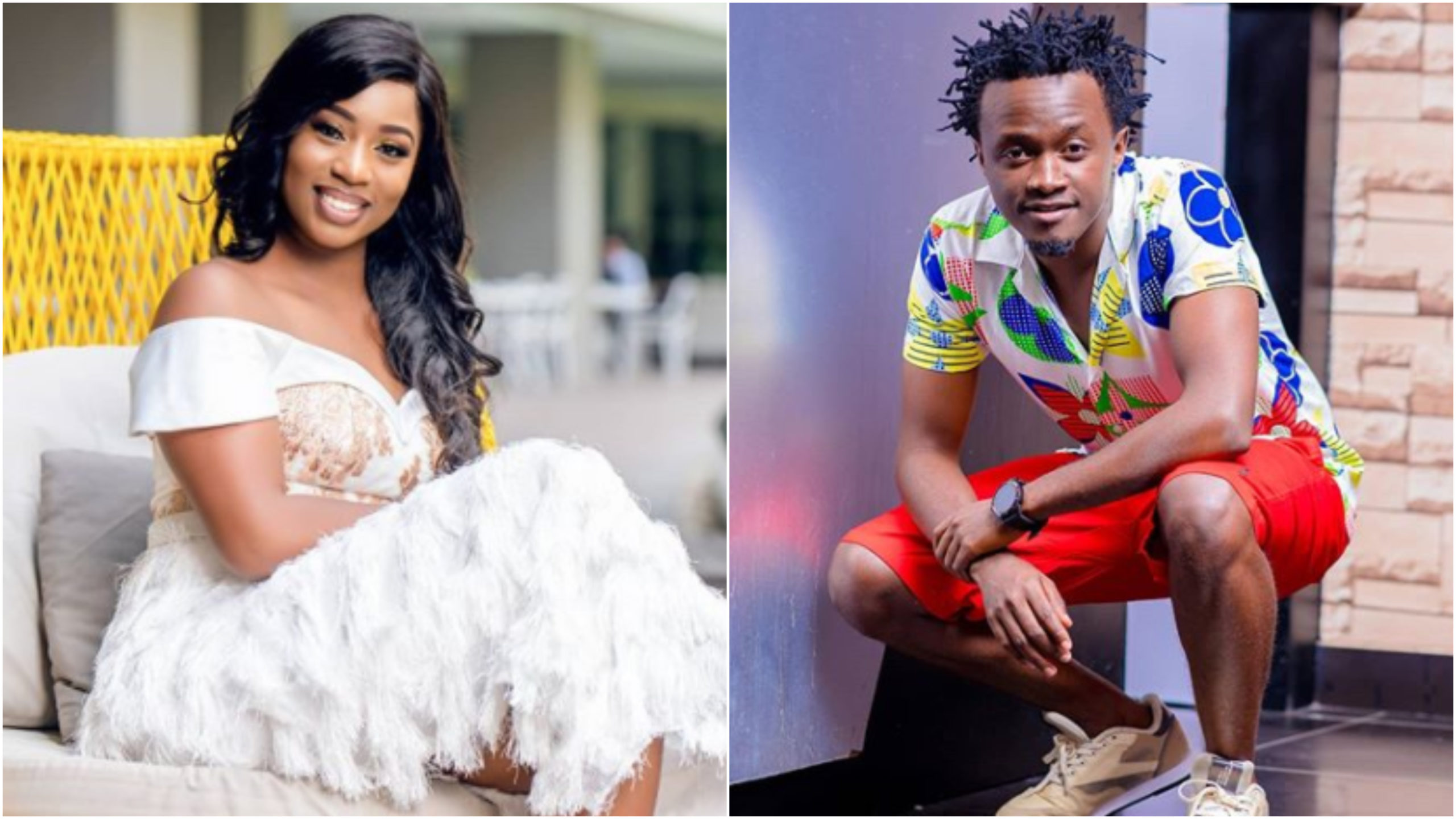 """I wasn't in it for the love, but for the money,"" Diana Marua opens up on her first encounter with Bahati (Video)"