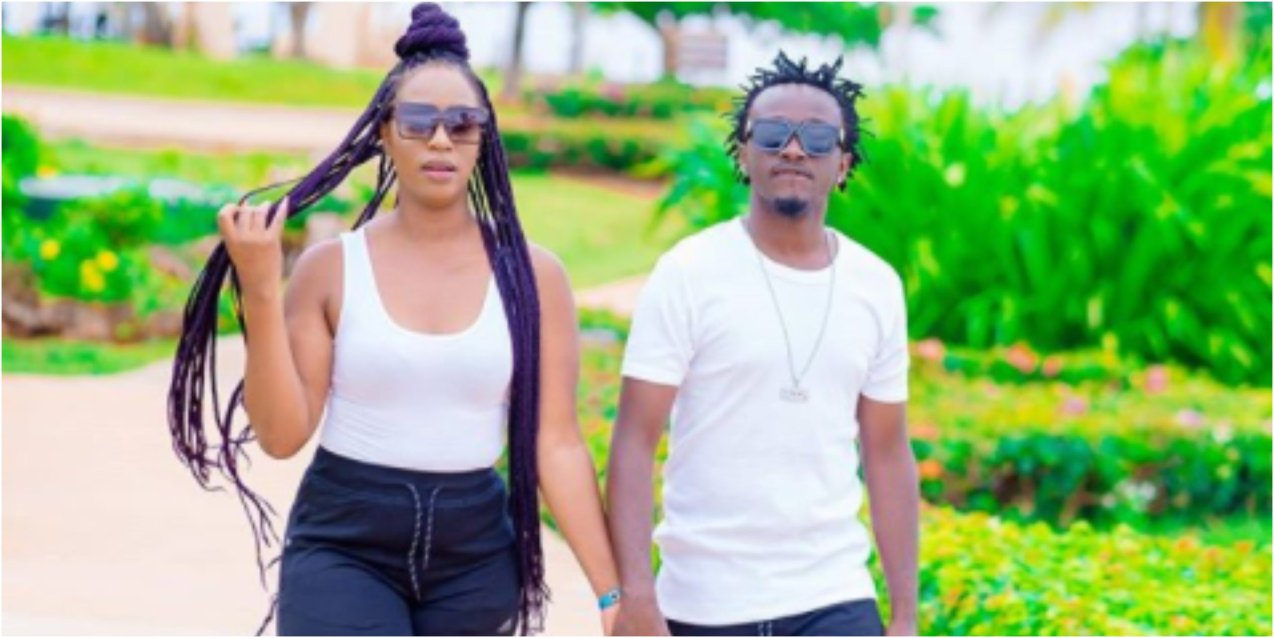 """""""No more babies!"""" The Bahati couple declares as they now go into real estate"""