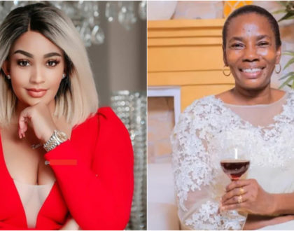 Heartwarming video of Zari Hassan and Diamond Platnumz' mother locked in tight embrace in public excites fans