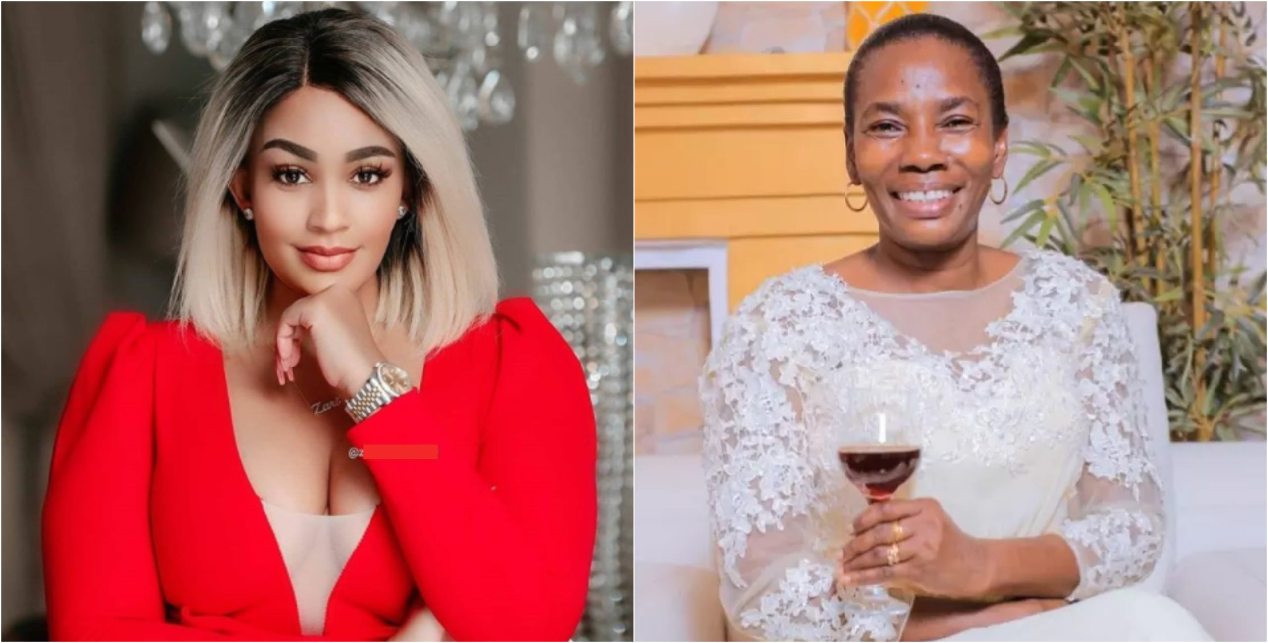 Zari Hassan's exceptional cooking and dancing skills that have won the heart of her mother-in-law (Videos)