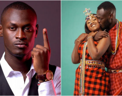 King Kaka sets the record straight after viral family photo stirs controversy