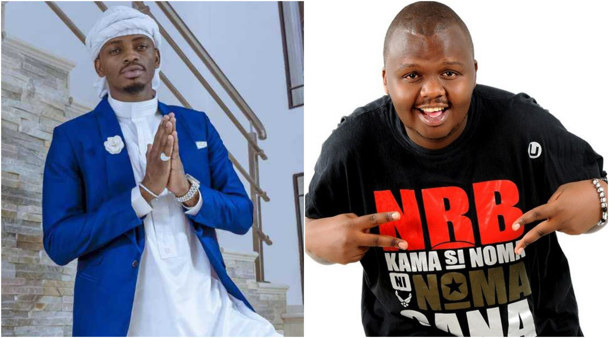"""Why I turned down lucrative offer to work with Wasafi,"" Mejja Genge comes clean"