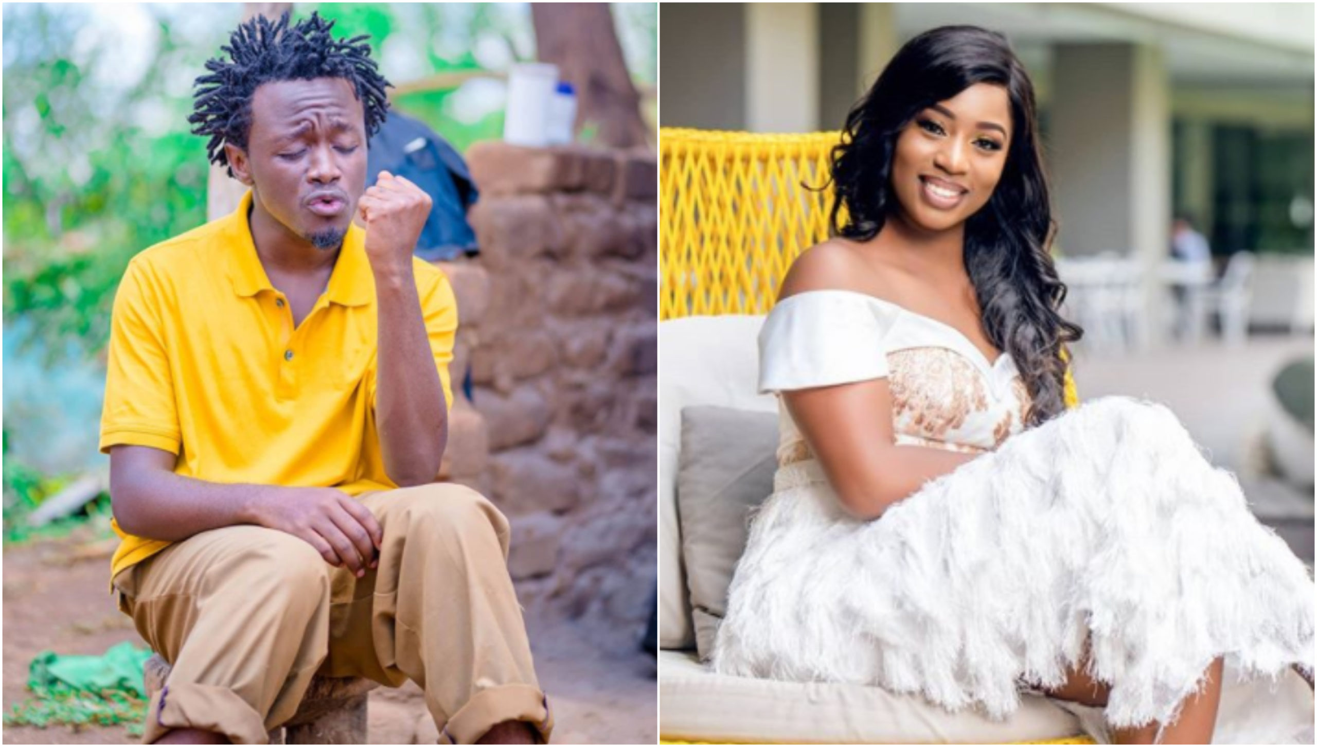 Diana Marua notices something odd after Bahati takes her home to see his relatives ahead of their wedding