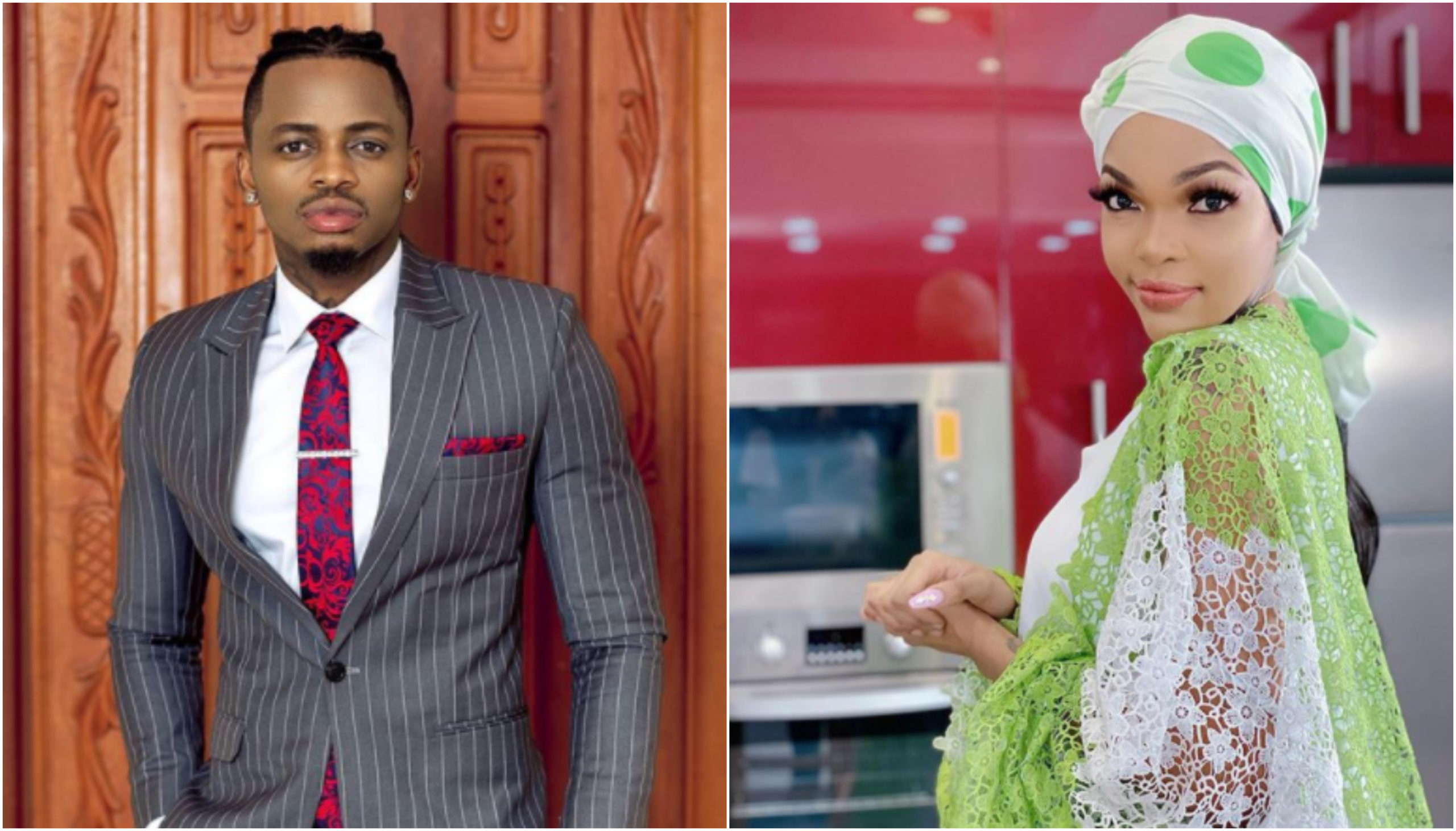 Strange details of Wema Sepetu's and Diamond Platnumz' secret blood covenant emerge