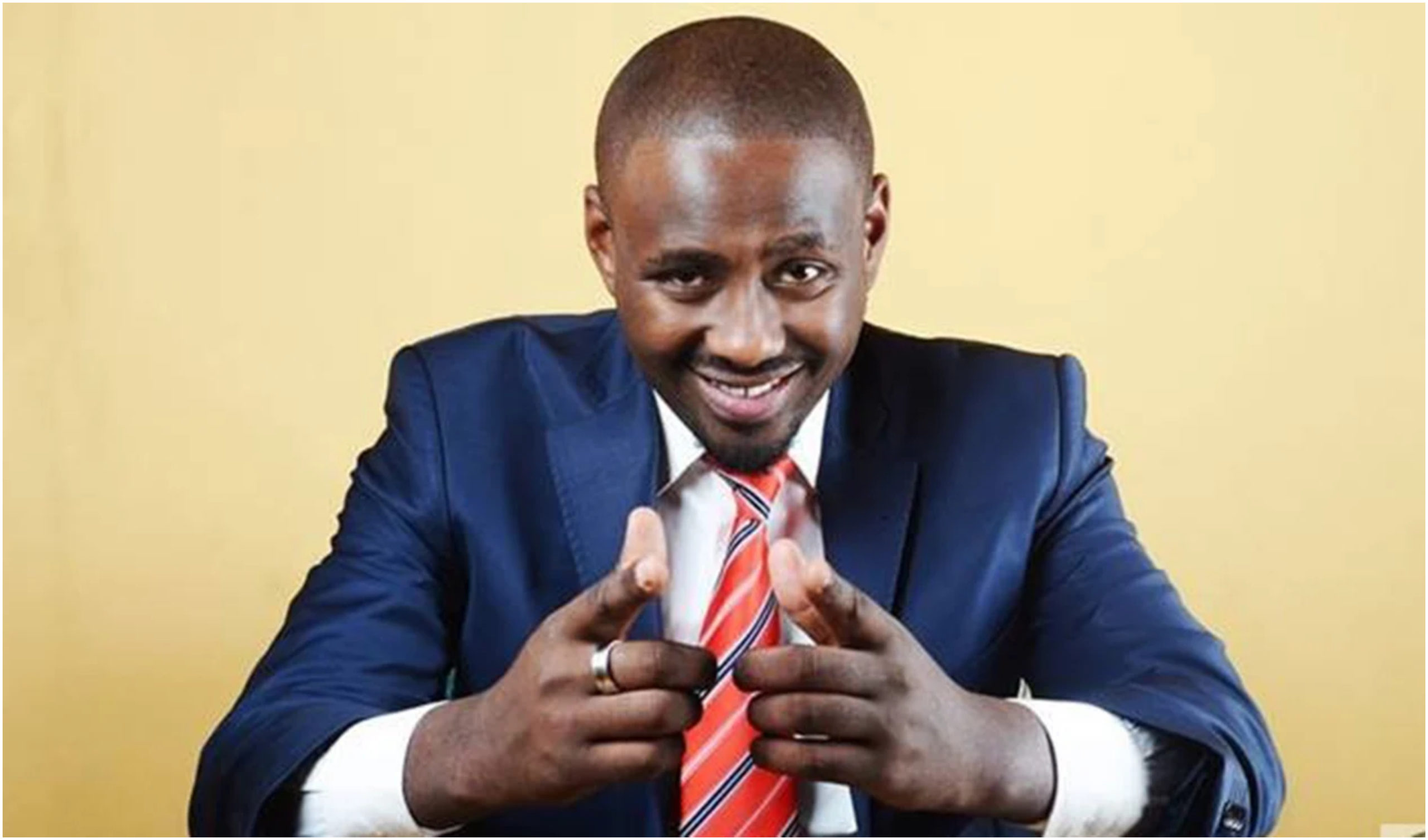 """From Business and Economics student to top NTV news anchor,"" Dann Mwangi tells his story"