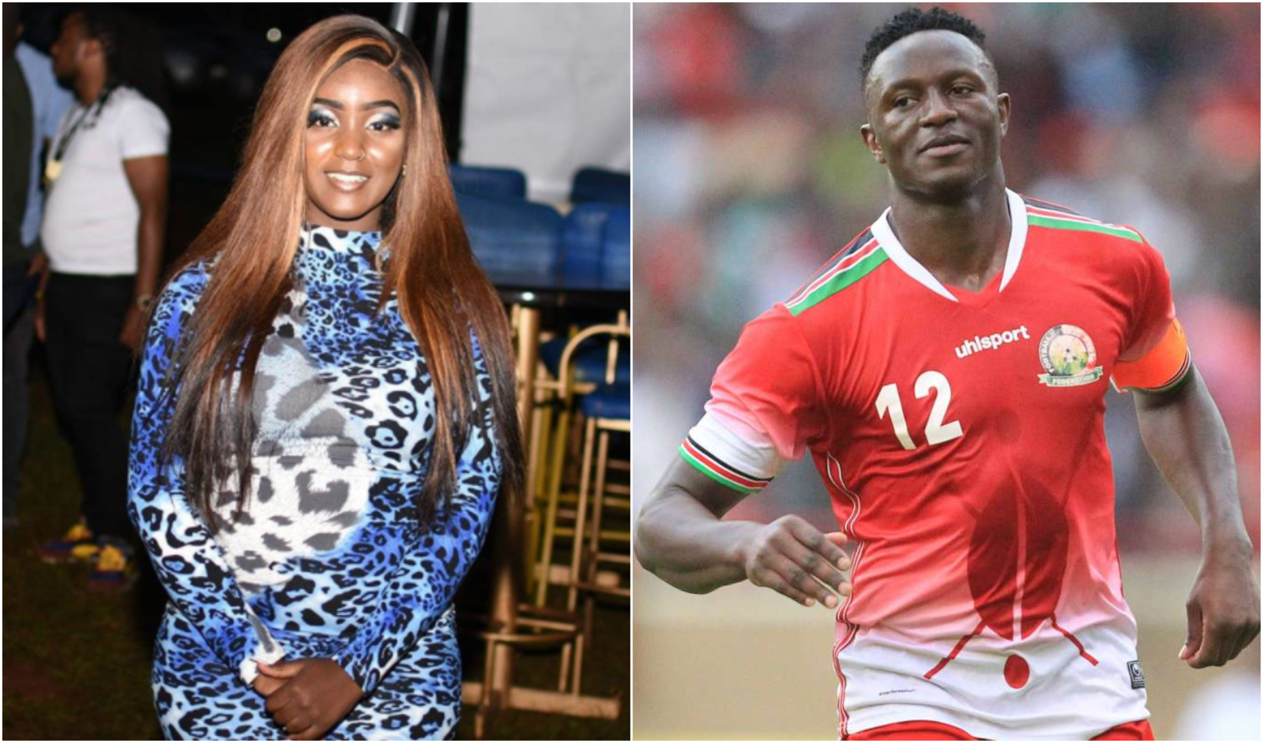 Shakilla finally makes public apology to Victor Wanyama over intimacy scandal (Video)