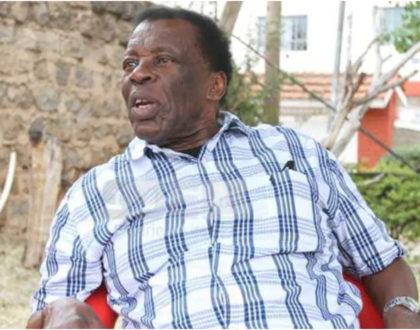 Leonard Mambo Mbotela appeals to Kenyans to help him clear KSh1.1M hospital bill