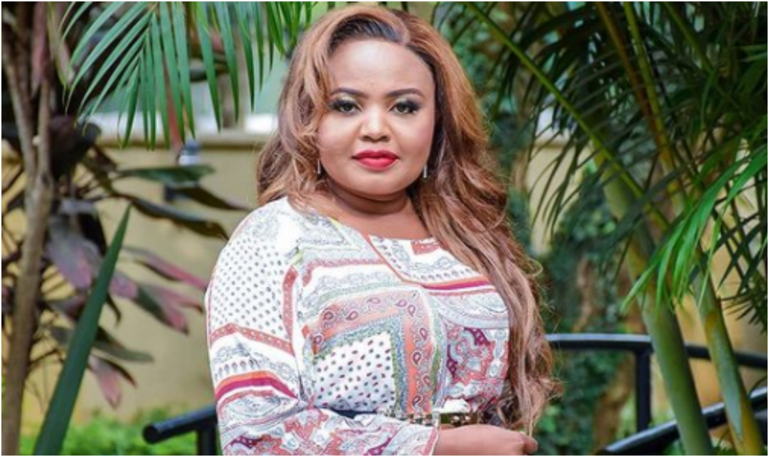 """I lost my job, got an accident and contracted COVID-19,"" Mwanaisha Chidzuga opens up"