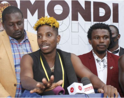 How it went down at Eric Omondi's studio and office launch event (Video)