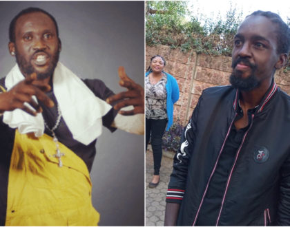 """I also slept at Koinange street for 2 months,"" DJ Shiti pens moving letter to rescued TPF star David Ogola"