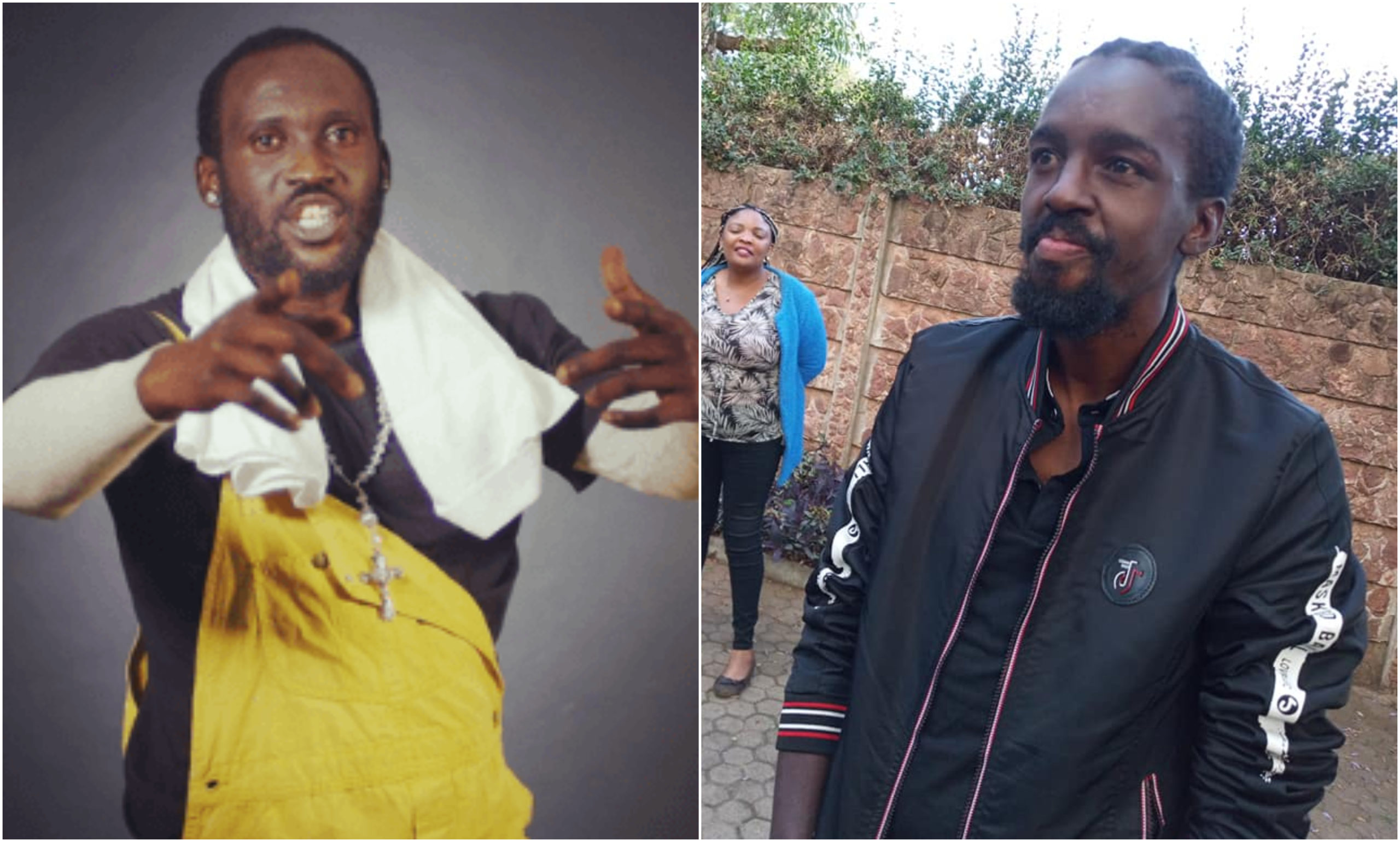 """I also slept at Koinange street for 2 months,"" DJ Shiti pens moving letter to rescued TPF star David Ogola"