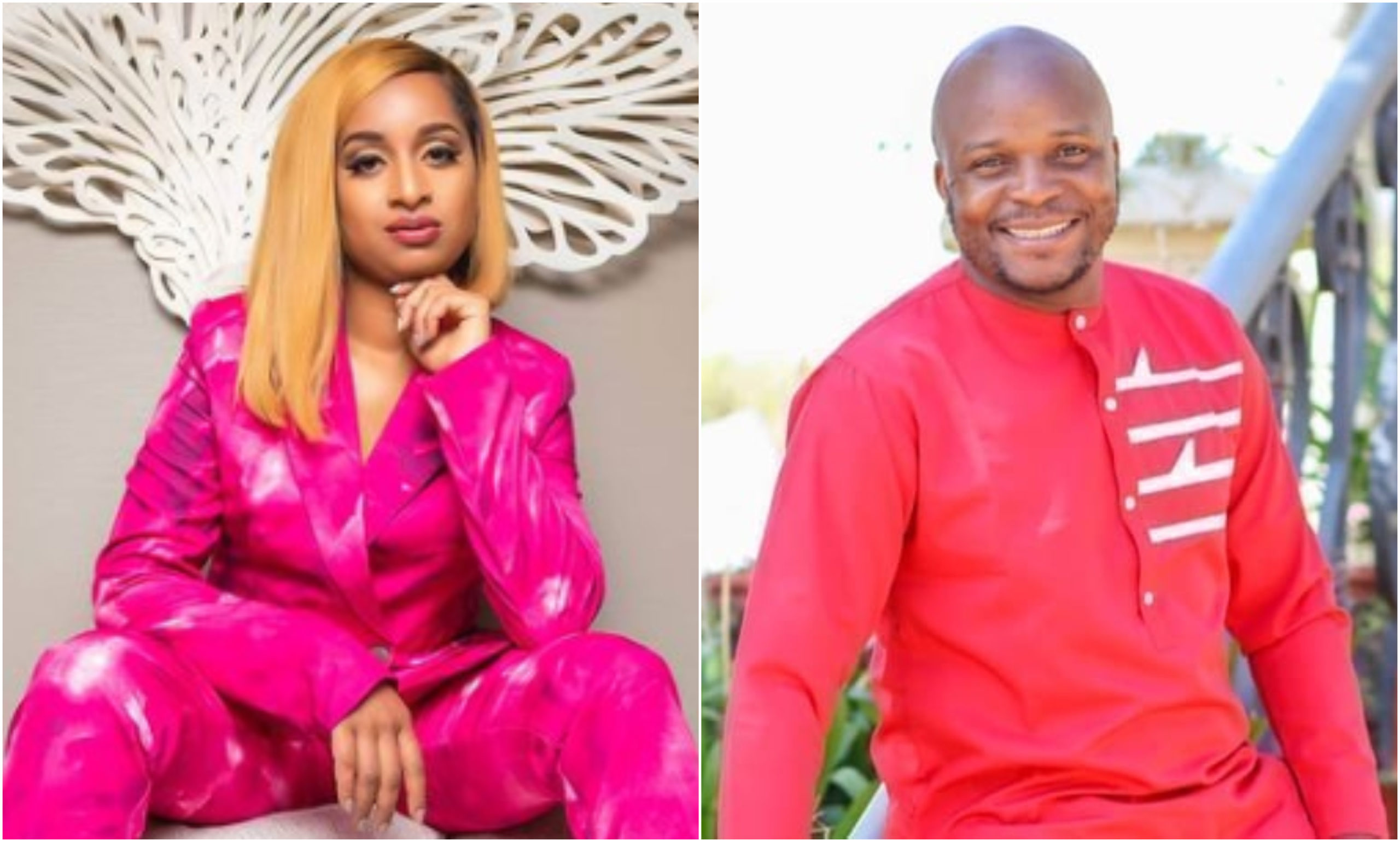 """You make me a better woman,"" Jalango's wife publicly gushes over the comedian (Video)"